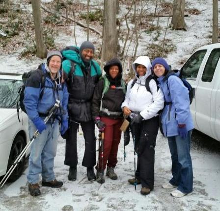 Jan 7 – Hike ScottsRun